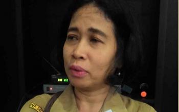 Dokter Dewi Rama Dewa, Kepala Bidang Kesehatan Masyarakat, Dinas Kesehatan Kota Palangka Raya.