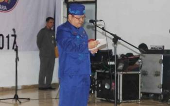 Ketua DPRD barito Utara, Set Enus Y Mebas