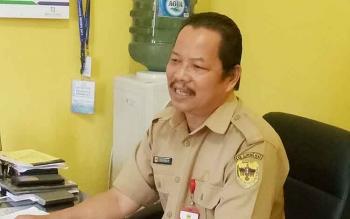 Kepala Dinas Pengendalian Penduduk dan Keluarga Berencana (KB) Kabupaten Gunung Mas, Isaskar