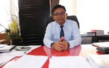 Kepala Dinas Provinsi Kalimantan Tengah, Slamet Winaryo.