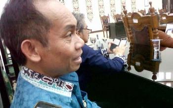 Kepala Badan Pengelola Keuangan dan Aset Daerah Kota Palangka Raya, Fordiansyah