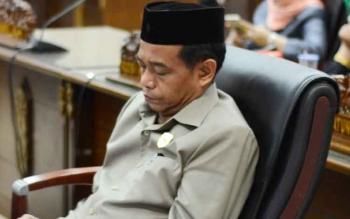 Anggota DPRD Barito Utara, H Tajeri.