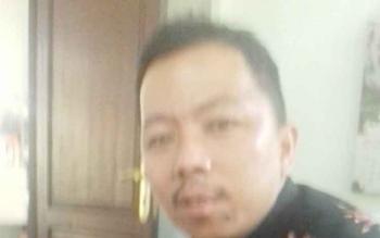 Lurah Selat Dalam Saiful Fadjri S