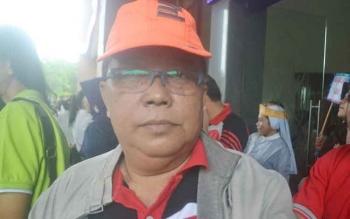 Kepala Dinas Tenaga Kerja Kabupaten Katingan, Yosi.