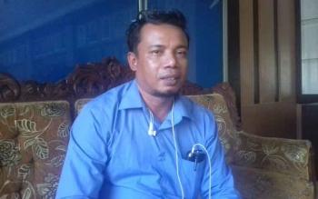 Sekretaris DPD Golkar Kotim, Jhoni Abdi.