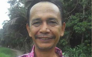 Kasi Pertanahan Badan Pertanahan Nasional Kabupaten Kapuas Sabam Butarbutar