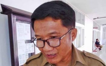 Kadis Koperasi dan UMKM Kalteng Sapto