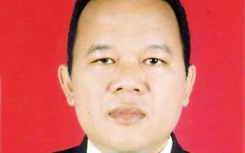 Panitia Musda DAD Kotim, Dias Manthongka.