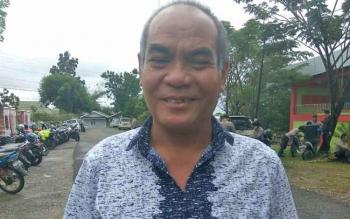Kasat Narkoba Polres Murung Raya, Iptu Darkani.