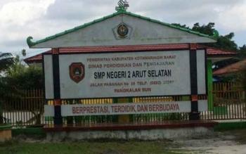 Sumbangan Komite SMPN 2 Arut Selatan DIBATALKAN