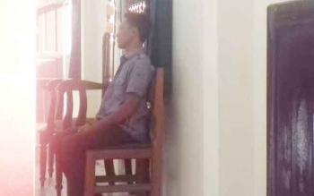 Jaksa Ancam Buru Warga Samuda Terdakwa Kasus Sabu ini