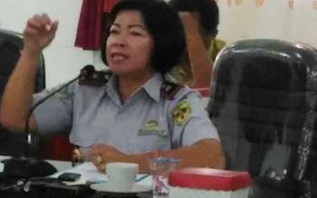 Kepala Dinas Perhubungan Kabupaten Gunung Mas, Yemmie