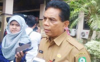 Kepala DPMPD Redy Setiawan.