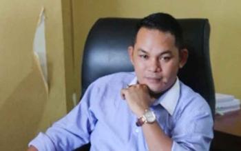 Anggota DPRD Kabupaten Murung Raya, Rahmanto Muhidin.
