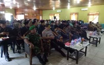 Kegiatan Sidang Isbat Massal yang digelar pemerintah kabupaten Sukamara dan Kantor Kementrian Agama (Kemenag) Sukamara di gedung Gawi Banrinjam.