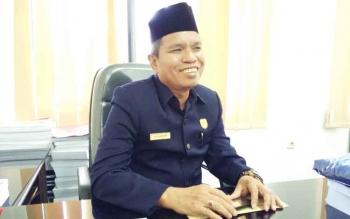 Anggota DPRD Barut, H Asran