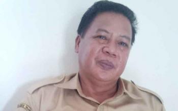 Kasi Penanaman Modal dan Investasi Bidang Sarpas Dinas Pertanian Kabupaten Kapuas Lewi Yuda