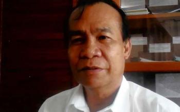 Kepala BPPRD Kabupaten Kapuas Andreas Noah.