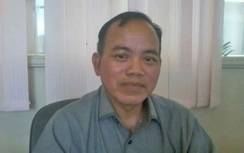 Sekretaris Komisi I DPRD Kabupaten Katingan, Yanel.