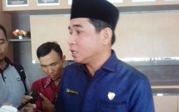 Ketua DPRD Kotim, Jhon Krisli.