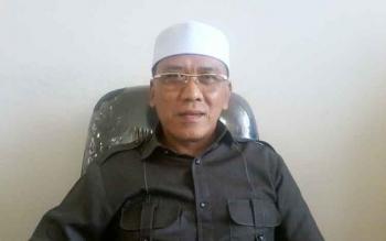 Ketua Fraksi Partai Golkar DPRD Katingan, Ahmad Saifudi.