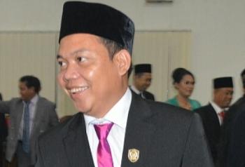 Anggota Komisi III DPRD Kotim, Nono.