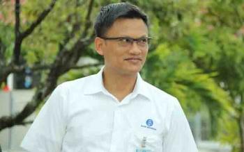 Kepala Perwakilan Bank Indonesia (BI) Kalteng, Wuryanto.