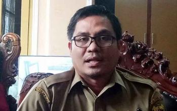 Wakil Bupati Gumas Rony Karlos