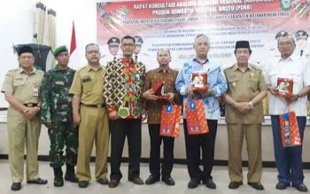 Kotim Jadi Tuan Rumah Rakonreg PDRB 2017 se-Kalimantan Tengah