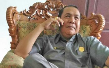 Wakil Ketua DPRD Gumas, Punding S Merang