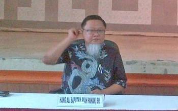 Anggota Komisi IX DPR-RI, Hang Ali