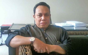 Wakil Ketua II DPRD Katingan Alfujiansyah.