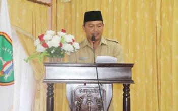 Wakil bupati Sukamara, Windu Subagio