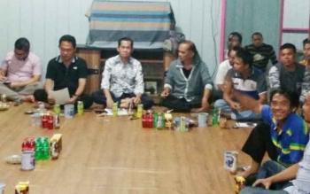 Pengurus Assosiasi Petani Kelapa Sawit Kabupaten Lamandau