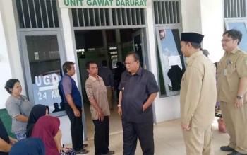 Dinkes Sukamara Butuh Dukungan Pemkab untuk Peningkatan Kelas Rumah Sakit