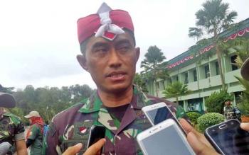Danrem 102 Panju Panjung, Kolonel Arm M Naudi Nurdika