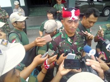 Danrem 102/Panju Panjung, Kolonel Arm M Naudi Nurdika.