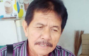 Anggota Komisi III DPRD Kabupaten Kapuas Suwanto E Sumen