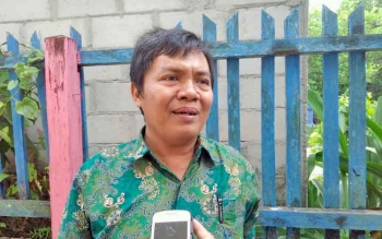 Heri Purwanto, salah satu sekolah dasar di Kota Palangka Raya.