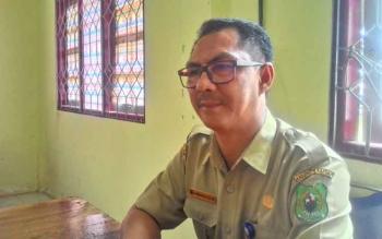 Kepala Bidang Penyelenggaraan e-Goverment Dinas Kominfo Kapuas Nazmiannoor