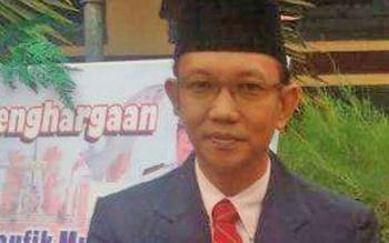 Kepala Dinas Sosial Kabupaten Kotim, Agus Tripurna Tangkasiang.