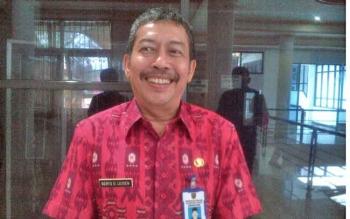 Kepala Bidang Pengawasan Dinas Tenaga Kerja dan Transmigrasi Provinsi Kalimantan Tengah Berto Leiden.