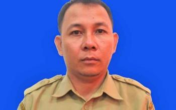 Kepala Bidang Kedaruratan dan Logistik Badan Penanggulangan Bencana Daerah Kabupaten Kotawaringin Timur Sutoyo.