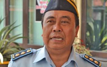 Kepala Lapas Kelas IIB Muara Teweh, Kabupaten Barito Utara, M Yahya.