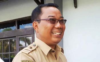 Kepala Dinas Perikanan Kotim, Heriyanto