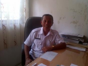 Kabid Administrasi Pemerintahan Desa dan Kelembagaan pada DSPMPD Barsel, Bambang Purwadi.
