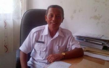 Kabid Adminitrasi Pemerintahan Desa dan kelembagaan pada DSPMPD Barsel, Bambang Purwadi