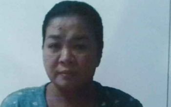 Tri Mustika Santi alias Ibut tersangka kasus zenith.