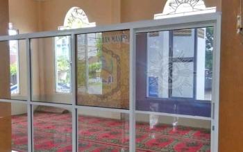Perpustakaan Masjid Al Ihsan, Kuala Kapuas, Kabupaten Kapuas.