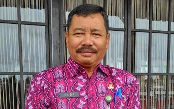 Kepala Dinas Perhubungan Kota Palangka Raya, Eldy.